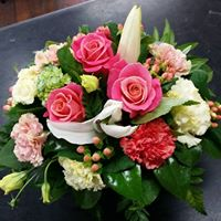 PRETTY POSY BOWL